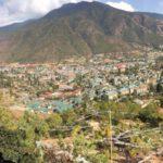 Beautiful Hike in Thimphu Bhutan