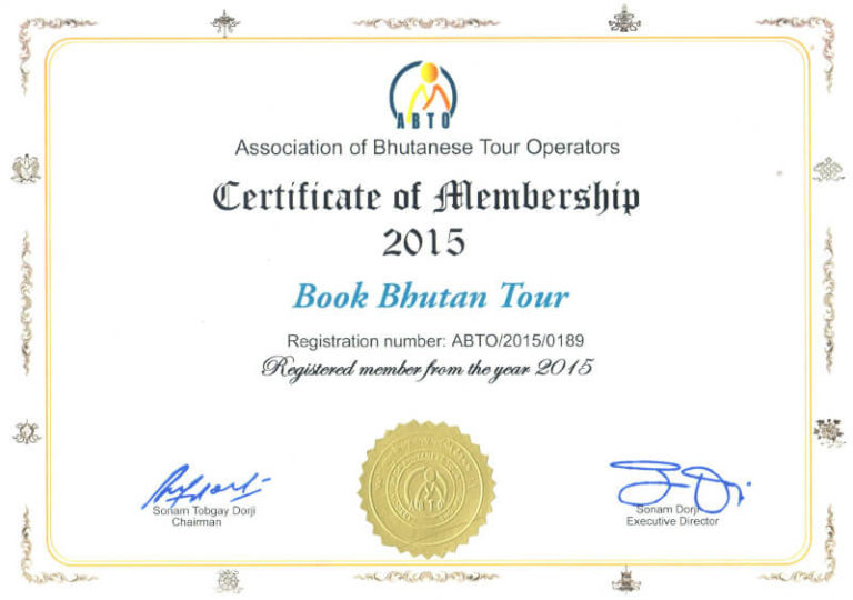 ABTO Membership