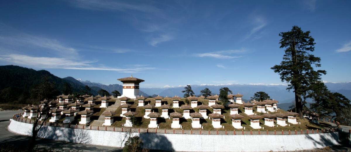 Western Bhutan Tour