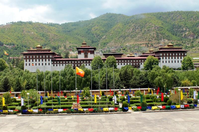 Thimphu Dzong