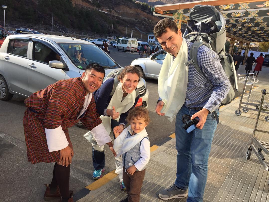 Dr. Juanita family