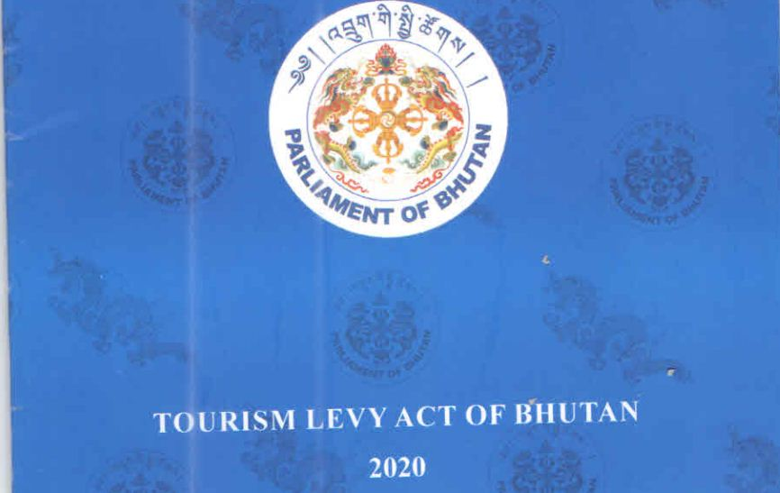 Sustainable Development Fee, for regional tourists.